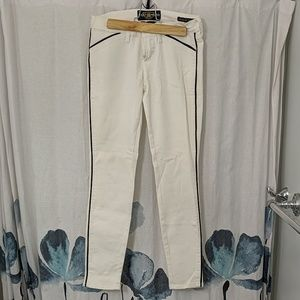 Lucky Brand Charlie Skinny Tux Piped jeans